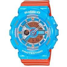 Casio Casio Baby-G Pop Orange Colour Analog Digital Chronograph Watch Ba-110Nc-2A