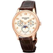 Patek Philippe Grand Complication Automatic Ivory Lacquered Dial Mens Watch 5327R
