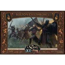 CMON Asoiaf Tmg - Bolton Cutthroats [A Song Of Ice And Fire Tabletop Miniatures Game]