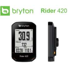 BRYTON 2020 New Rider R420 Wireless Gps Gnss / Ant+ Bluetooth Speed Cadence Heart Rate Power Bike Bicycle Cycling Computer