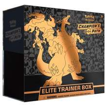 POKEMON *Ex Condition* Tcg Champion'S Path Elite Trainer Box English Factory Sealed Final Wave Ready To Ship