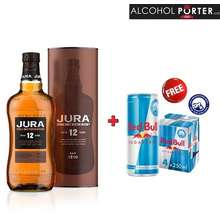Jura 12 Years Old Single Malt Whisky Abv 40% (700Ml) - No Box