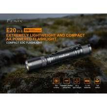Fenix E20 V2 Led Flashlight