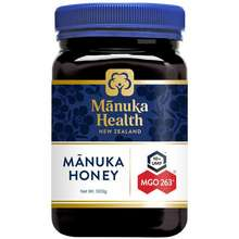 MANUKA HEALTH MGO263+ UMF10 Manuka Honey 500g Expiry Jan 2025 - New Zealand Made 100% Authentic - Scientific evidence has confirmed methylglyoxal as one of the key compounds naturally occurring in New Zealand manuka honey