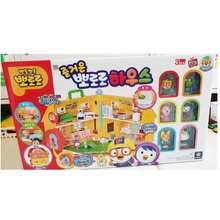 Pororo 🎁 K Toys ◤With Shim◢ House Happy House Melody Toys