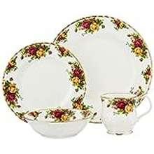 Royal Albert Royal Albert Old Country Roses Dinnerware Set, Multi
