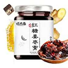 jujube Fudonghai Brown Sugar Ginger Jujube Aunt'S Partner150G