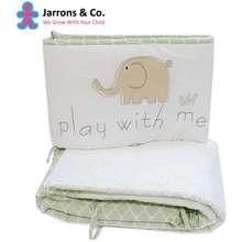 Happy Cot [Jarrons & Co] Full Baby Bumper Set - Various Designs (100% Cotton)