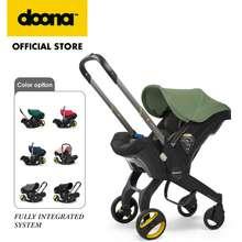 Doona + Infant Car Seat Stroller - 2 Years International Warranty