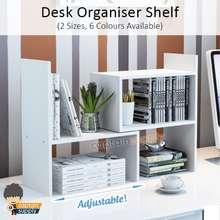 Desk Organiser Shelf