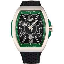 Franck Muller VanguardRcin Automatic Mens Watch 45SCRACINGBLKGR