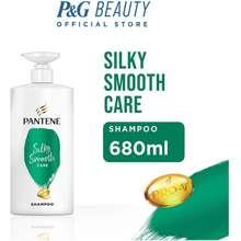 Pantene Silky Smooth Care Shampoo 680ml