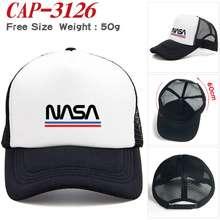NASA Summer Hats for Women Men Bucket Hat Fashion Summer Hat Digital Printed Baseball Cap Sunhat Protection Sun Hats Kids Baseball Cap Snapback Cap