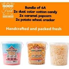 Candy Candyhouse Bundle Set 6A