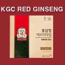 kgc Cheong Kwan Jang Korean Red Ginseng Extract Everytime For 1 Month 10Ml X 30Sachets