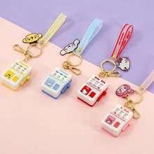 Miniso x Sanrio Characters Key Chain Slot Machine