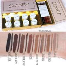 ColourPop [New!] Brow Pencil And Brow Colour Dope taupe pot