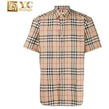 Burberry Vintage Check Cotton Shirt For Men - Archive Beige 8020869-Archive Beige Ip L