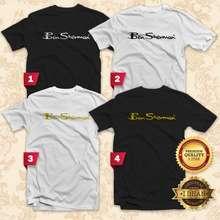 Ben Sherman [Shop Malaysia] Tshirt T-Shirt Men / Unisex Tee Casual Basic -Idean Style S364