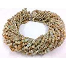 Australian Gems-World Beads Gemstone Wholesale 5 Strands Australian Opal Chips, Australian Opal Beads, Natural Opal Chips, Opal Necklace, 4-6Mm, 34 Inch
