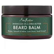 wooolala Sheamoisture Men Maracuja Oil & Shea Butter Beard Balm Shape, Smooth & Define - 118Ml