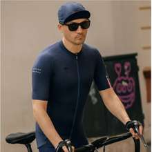 Santic Men Cycling Jersey Short Sleeve Jreseys Cycling Clothing Bike Shirt Mtb T-Shirts Breathable Asian Size S-4Xl