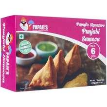 Papaji's Papajis Punjabi Samosas - Frozen