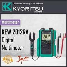 KYORITSU Kewmate 2012Ra 2 In 1 Digital Multimeter With Ac/Dc Clamp Sensor