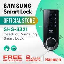Samsung Shs-3321 Deadbolt Digital Door Lock