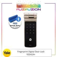 Yale YDD424+ Fingerprint Deadbolt Digital Door Lock