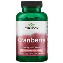 Swanson , Cranberry 20:1 Concentrate, 180 Softgels