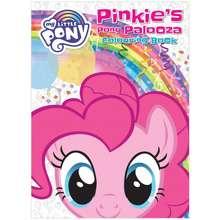 My Little Pony [Shop Malaysia] Pinkie'S Pony Palooza Colouring Book
