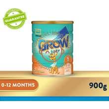 Abbott GROW Infant Milk Formula for Babies - Stage 1 (0 - 12 months) - 900g