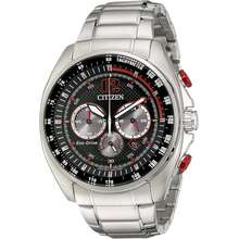 Citizen Watch Company Citizen Watches CA4190-54E Drive from Citizen WDR Silver Tone Stainless Stel