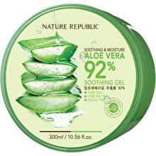 Nature Republic Nature Republic Aloe Vera 92% Soothing Gel